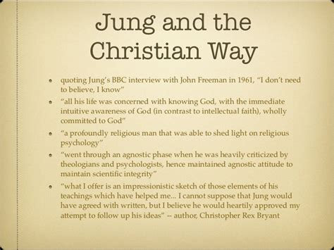 the individuation of god integrating science and religion books carl jung and christianity
