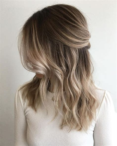 best place for balayage hair austin best 20 natural blonde balayage ideas on pinterest no