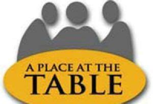 A Place At The Table by Option For The Poor A Place At The Table Education For