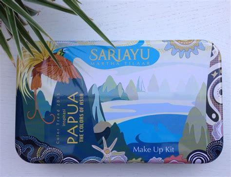 Maskara Eyeliner Sariayu 2 makeup palette cocok untuk yang baru bekerja daily