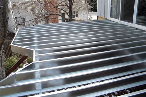 dietrich metal framing span tables building with steel joists professional deck builder