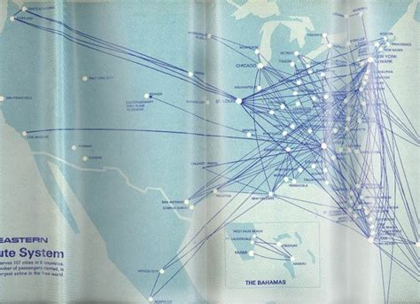 pin  airline route maps
