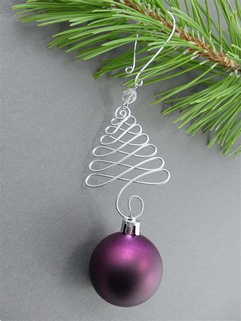 christmas tree ornament hangers wire christmas ornament