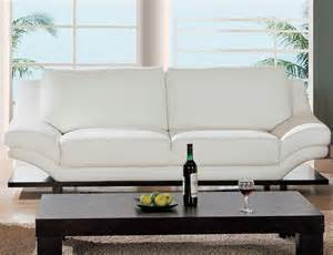 image white leather sectional sofa