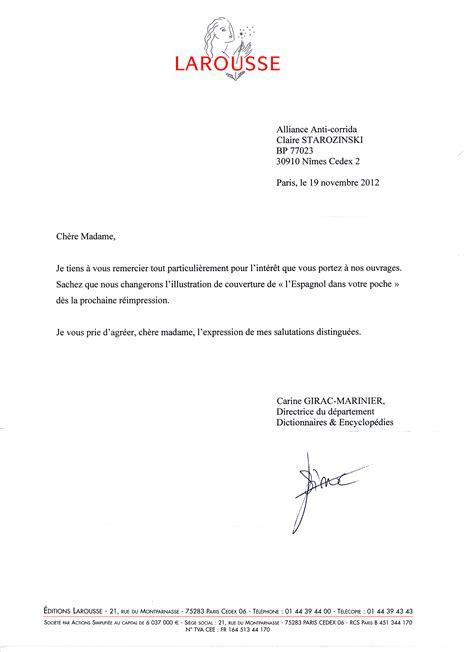 Exemple Lettre De Remerciement A Un Client Exemple De Lettre De Remerciement En Espagnol Covering Letter Exle