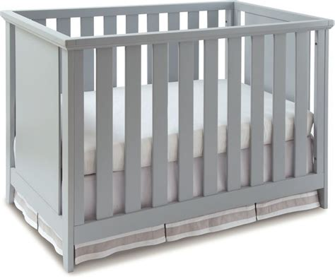 Gray Convertible Crib With Changing Table Imagio Baby By Westwood Design Casey 3 In 1 Convertible