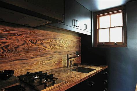 Rustic Wood Countertop by 44 Reclaimed Wood Rustic Countertop Ideas Decoholic
