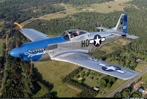 american p 51d mustang untitled aviation photo