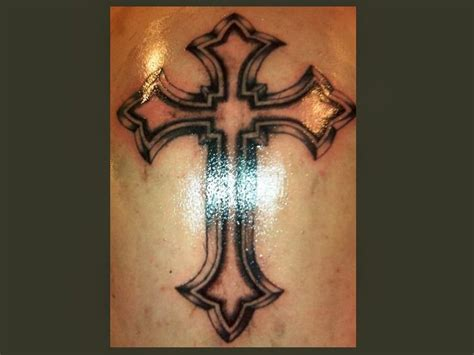 tattoo cross gallery tattoos gallery world arm cross tattoos