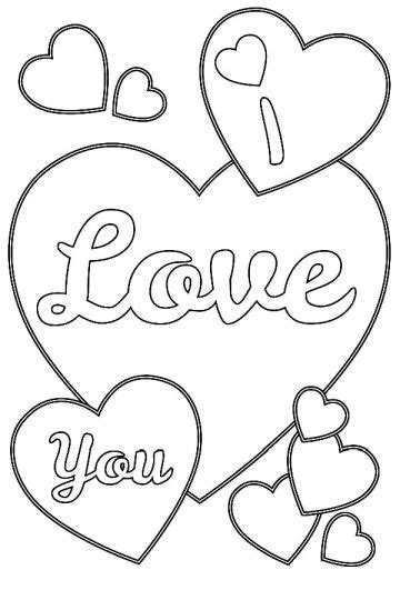 I You Coloring Pages For Teenagers Printable by I You Coloring Pages For Teenagers Printable Part 2