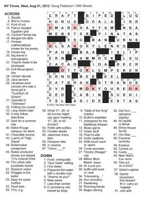 usa today crossword uk the new york times crossword in gothic 08 01 12 o k