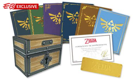 Paper Fan Dekorase Set Gold Edition the legend of box set collectors edition prima s official 6 guides hardback