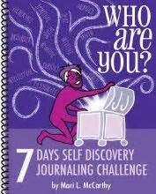 365 days of a journal of self discovery books who are you 7 days self discovery journaling challenge