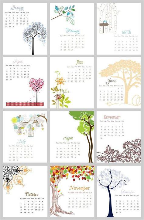 layout desk calendar 2012 desk calendar printables pinterest desk