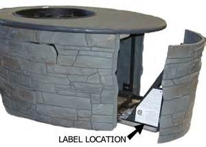 costco propane pit propane pit table costco image search results