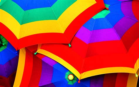 colorful hd wallpapers wallpapers colorful umbrellas