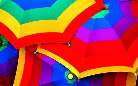 colorful wallpaper wallpapers colorful umbrellas