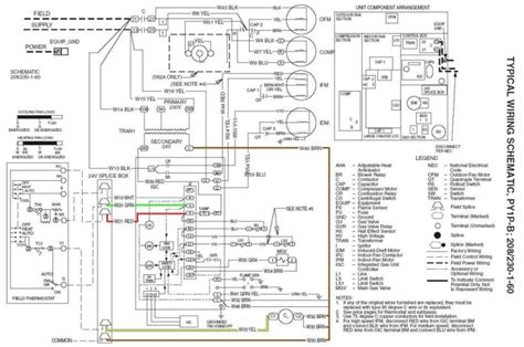 goodman ar36 1 wiring diagram 29 wiring diagram images