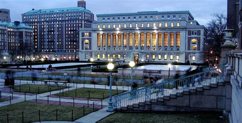 Columbia Time Mba Tuition by Mesaas Graduate Program