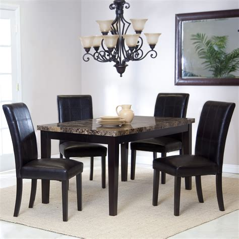 black modern dining room sets emejing black dining room sets contemporary rugoingmyway