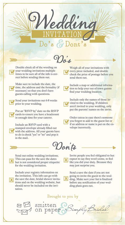 etiquette wedding invitations guest etiquette archives smitten on paper