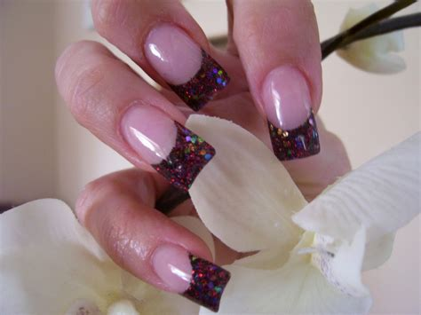 Nail Design Gallery by Nail Express Glitter Nail Gallery