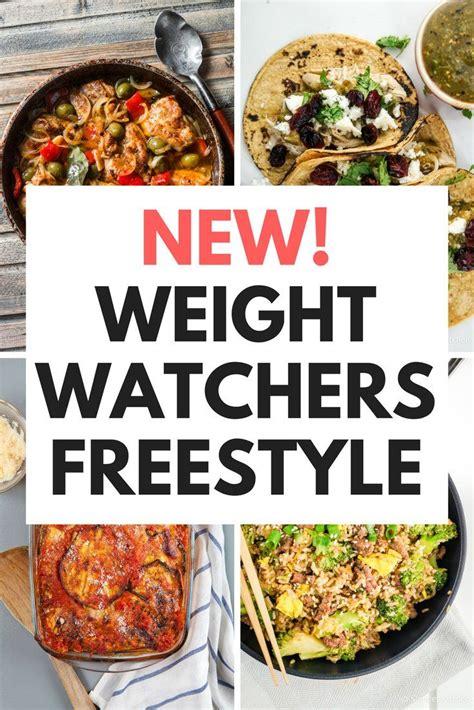 weight watchers freestyle new plan 2018 weight