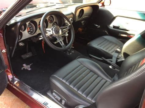 1969 Ford Mustang Interior by 1969 Ford Mustang Pictures Cargurus