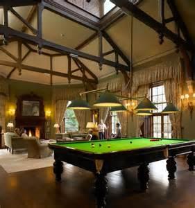 Outstanding billiard room designs digsdigs