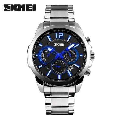 jual jam tangan pria skmei original waterproof model casio