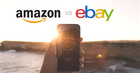 amazon vs ebay buying on amazon vs ebay who is the winner second