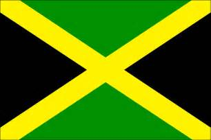 colors of the flag city routes the jamaican flag