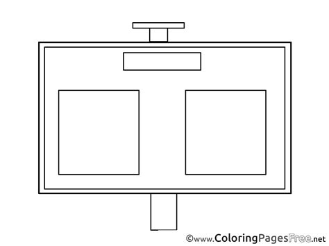 basketball scoreboard coloring pages scoreboard coloring pages soccer for free