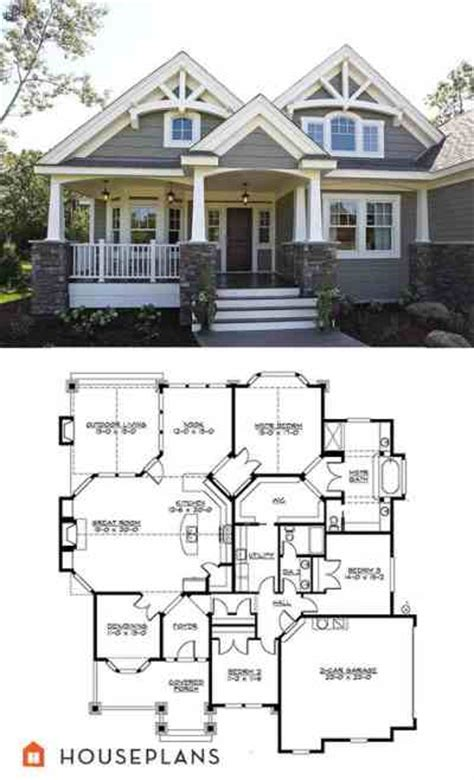 3 story house floor plans imagearea info pinterest craftsman style house plan 21 246 one story 1509sf