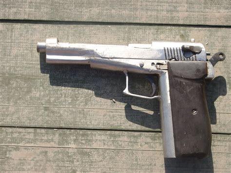 Handmade Pistols - semi auto pistols part 2 russia europe