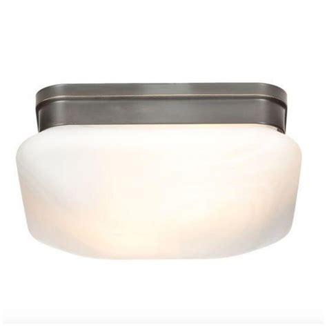 square glass ceiling light modern square flush mount ceiling light bronze fixture