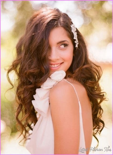 wedding hairstyles down gallery bridal hairstyles long hair down latestfashiontips com