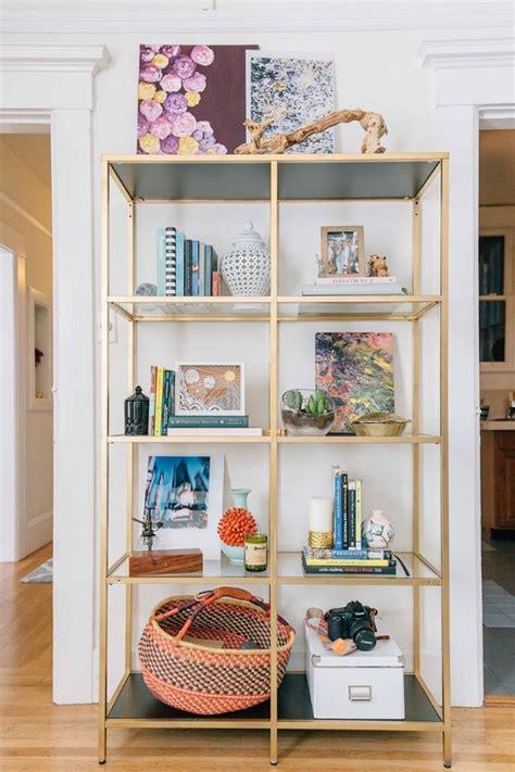 San Shelf by Bookcase Styling Easy Tips Tricks City Farmhouse