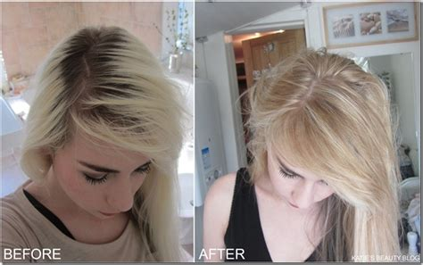 add darker roots to bleached hair new hair colour katie snooks