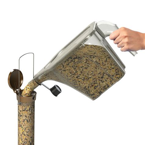 bird seed dispenser bird feeders bird food dispenser