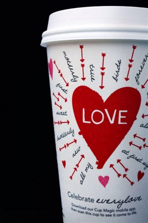 valentines starbucks starbucks