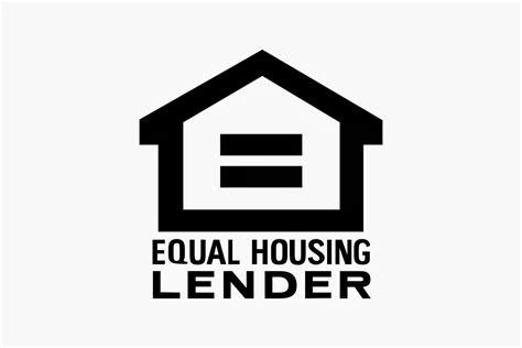 equal housing equal housing lender logo 28 images penfed adjustable rate mortgage arm