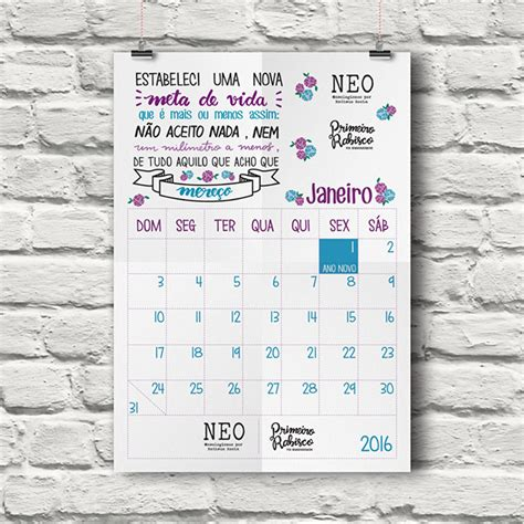Calendario 2017 Para Escribir E Imprimir 12 Calend 225 Rios 2016 Para Baixar Imprimir Gratuitamente E