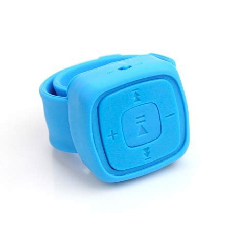Mini Watches Mp3 Player With Micro Tf Card Slot mini watches mp3 player with micro tf card slot blue jakartanotebook