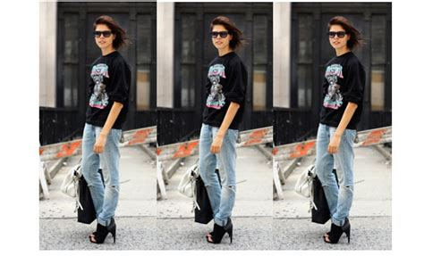 Get The Look Lius Cheap Chic by Get The Look 80 S Sweatshirt The Fifi Report