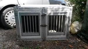 box trasporto cani auto box trasporto cani in auto in legno bologna posot class