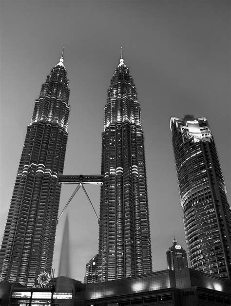 How Many Floors In Towers Malaysia petronas towers exposure photo of an