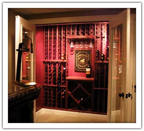 Closet Wine Racks by 29 Creative Places For Wine Cellars And Racks In Your Home