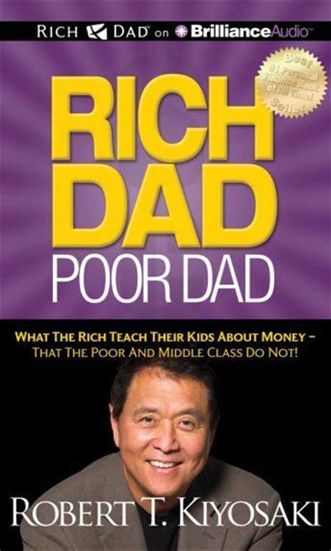 rich poor book report listen to rich poor by robert t kiyosaki at