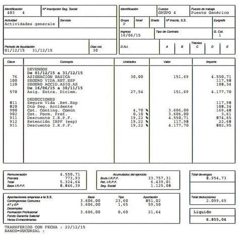 calculo nomina 2016 caculo impuesto sobre nominas 2016 impuesto sobre nominas